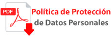 POLITICA DE PROTECCION DE DATOS PERSONALES