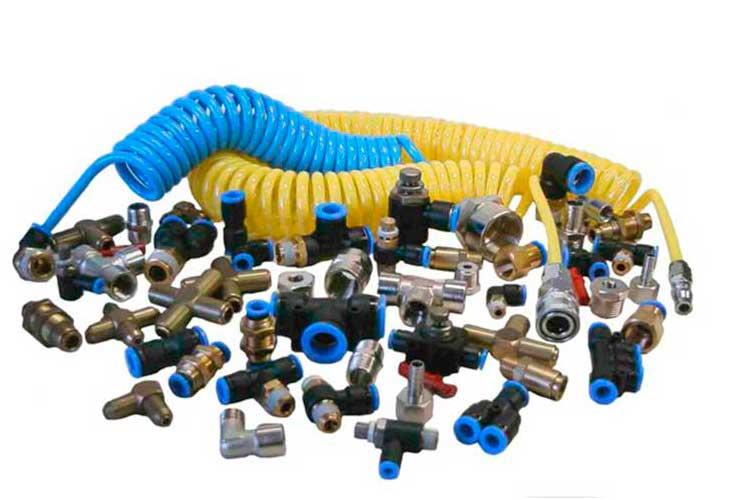 Acoples y Accesorios Neumáticos