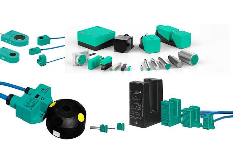 Sensors Inductivos
